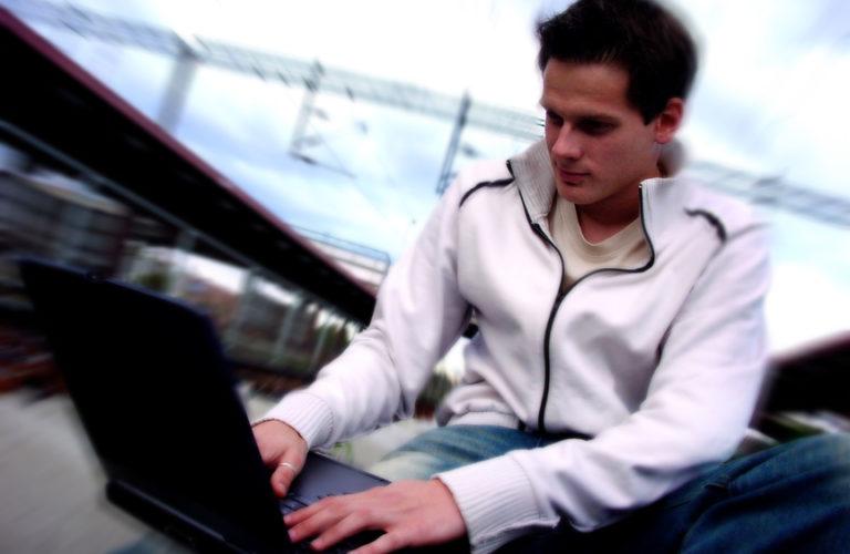 guy on laptop sized